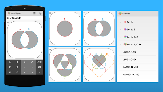Venn diagram apps on google play screenshot image ccuart Gallery