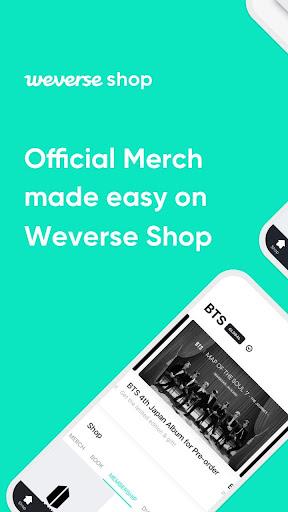 Weverse Shop Apk 1