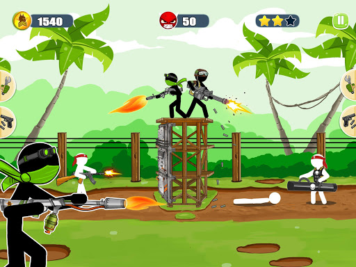 Stickman Army : The Resistance 18 screenshots 2