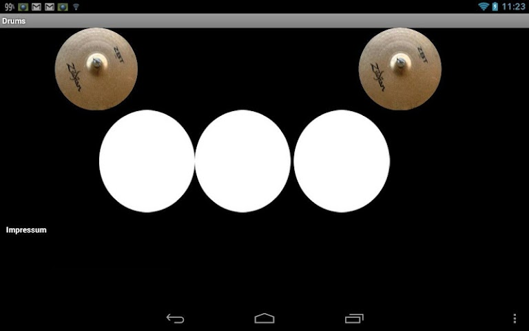 android Drums Screenshot 1
