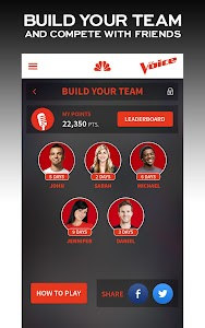 The Voice Official App screenshot 12