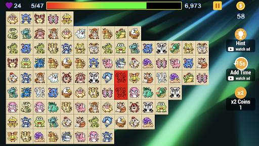 Onet Classic: Connect Animals Puzzle apkmr screenshots 5