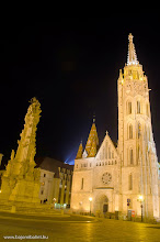 Photo: A Mátyás-templom