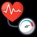 Blood Pressure Tracker BP Record icon