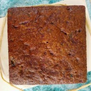 Quick Fruit Cake (boiled Fruit Cake).