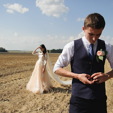 Wedding photographer Oksana Khudoshina (Ksana1206). Photo of 07.08.2018
