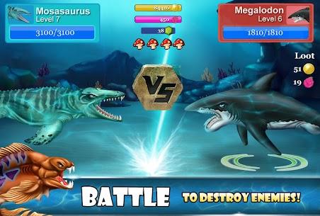 Jurassic Dino Water World 11.34 MOD (MEGA Mode) 3