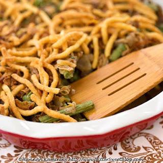 Sichuan (Szechuan) Green Bean Casserole