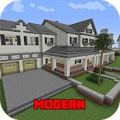 Modern Mansion MPCE Map
