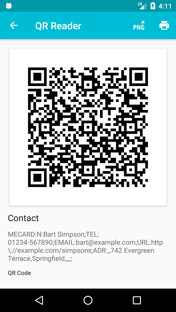 QR & Barcode Scanner (Pro) Screenshot 3