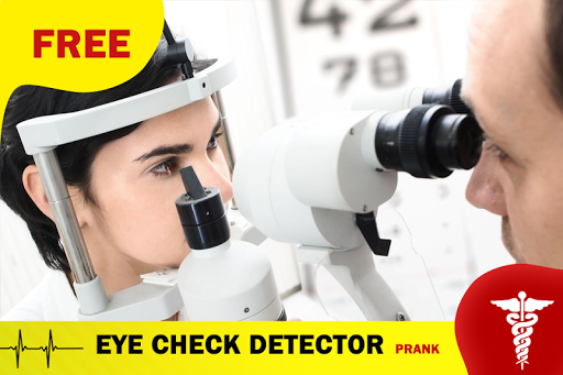 Eye Check Detector Prank
