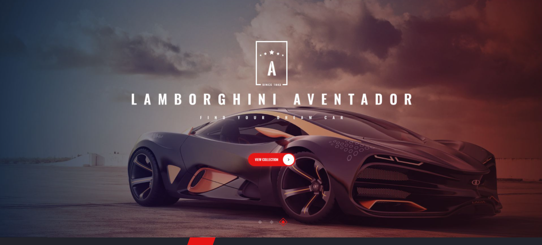 Aero - Accessories car opencart theme