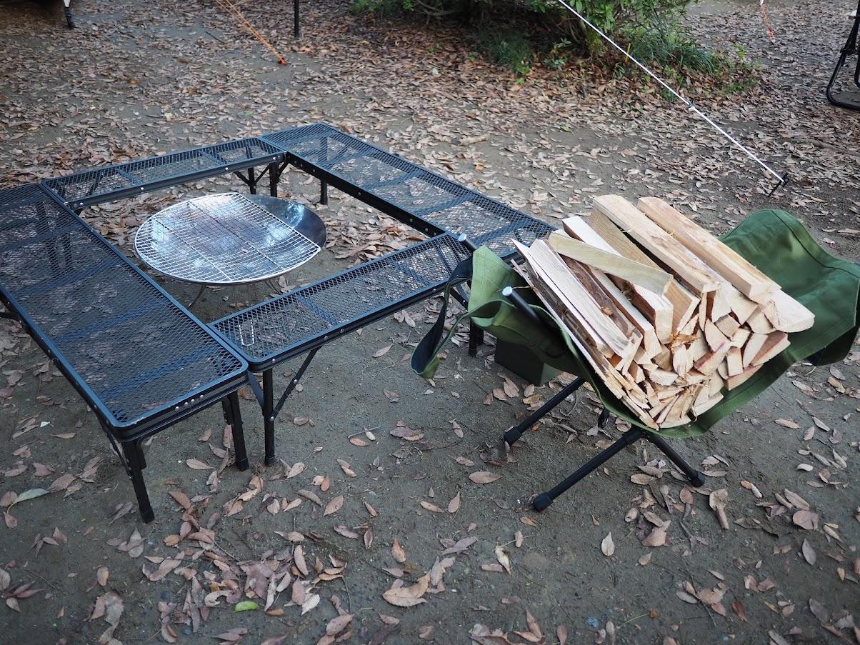 囲炉裏テーブル