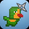 Sling Shuriken - Bird hunting