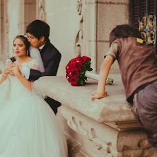 Wedding photographer Majo Vasquez (Majo). Photo of 01.03.2018