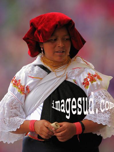 Woman from Ecuador