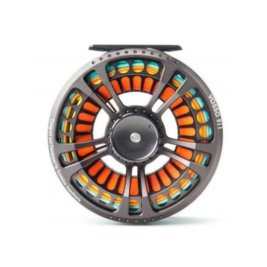 Vosso 21348-lh #911 fly reel