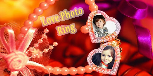 Love Photo Ring
