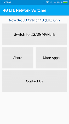 4G LTE Switch 3.3 screenshots 2