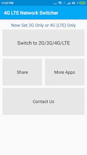 4G LTE Switch App Download Latest Version 2