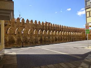 Photo: Les remparts romains