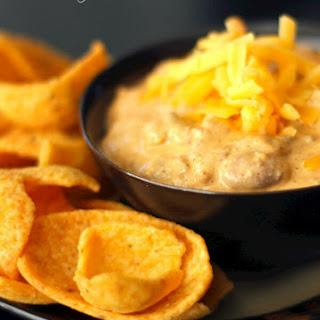 Chili-Cheese Dip.