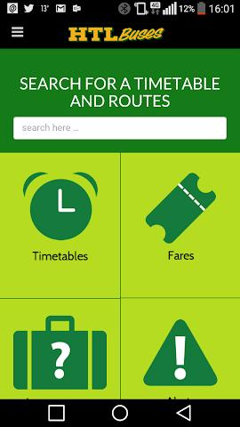 android Huyton Travel Screenshot 0