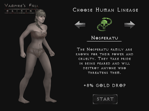 Vampire's Fall: Origins RPG 1.7.146 screenshots 9