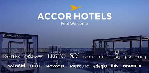 AccorHotels - Hotel booking app (apk) free download for Android/PC/Windows screenshot