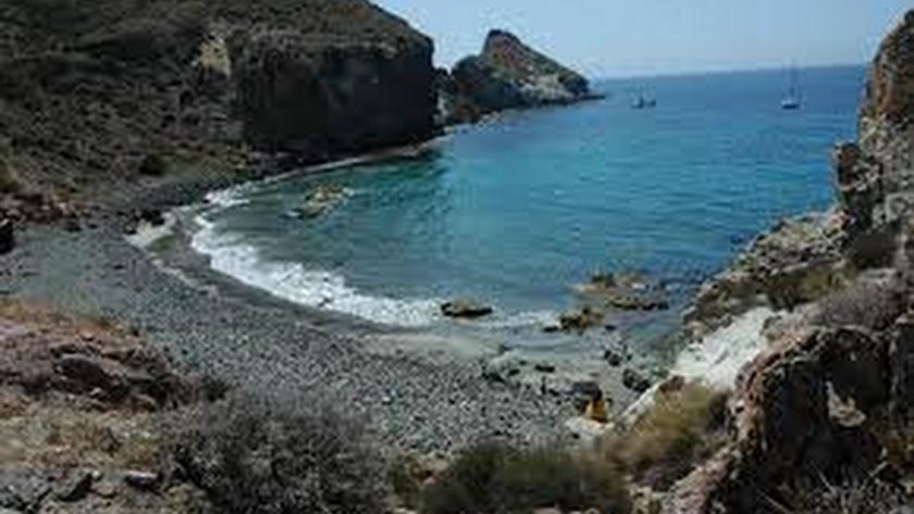 Imagen de archivo de Cala Higuera, en Cabo de Gata.