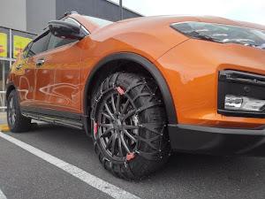 エクストレイル NT32 2018  20Xi  4WD エクストリーマーXのカスタム事例画像 happywinさんの2018年11月18日15:50の投稿