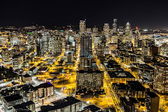 Photo: Seattle City Light from Above