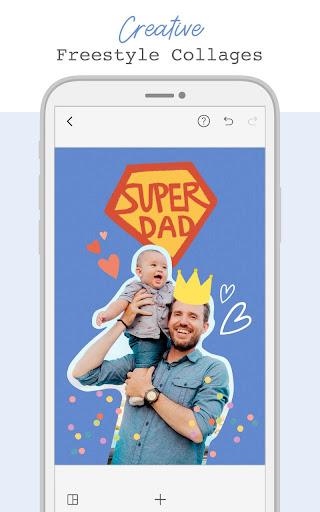 PicCollage - Fun Photo Grid & Template Maker 6.52.15 screenshots 2