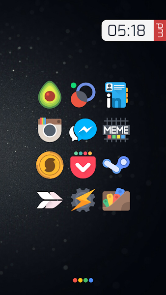 Crispy – Icon Pack v2.3