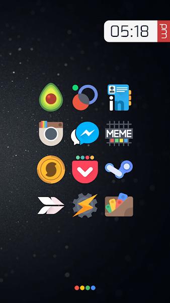 Download APK: Crispy – Icon Pack v2.9.7 [Paid]