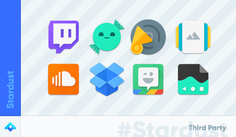 Stardust – Icon Pack v1.3.4 [Patched]