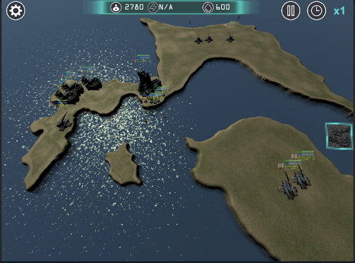 Island Defense 10 APK MOD screenshots 2