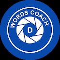 Word Coach - IELTS Vocabulary Builder, Quiz icon