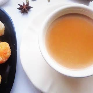 Spiced Tea.