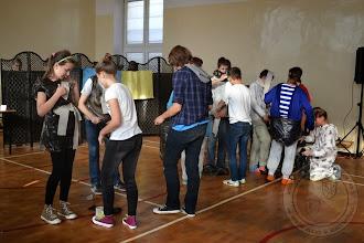 Photo: Otrzęsiny klas pierwszych - 2013
