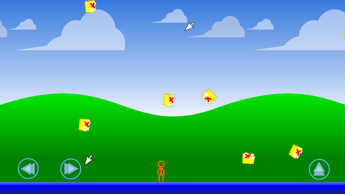 Stickman Vs Computer- screenshot