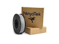 NinjaTek Cheetah Steel Gray TPU Filament - 2.85mm (0.5kg)