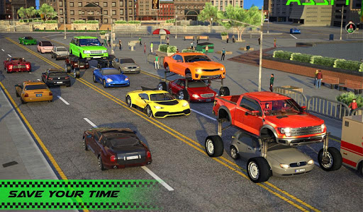 Modern Car Driving Simulator SUV Car Parking Games apktram screenshots 14