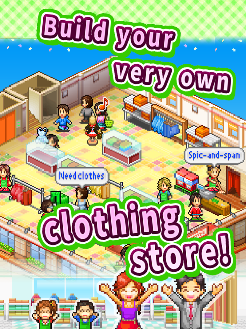 Pocket Clothier APK Cracked Free Download | Cracked Android Apps