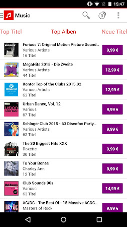 Vodafone Music Shop 14.3.1 screenshot 295922