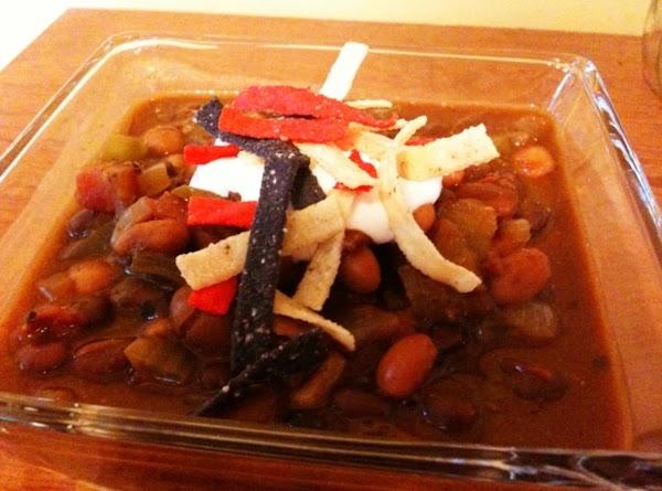 The Most Amazing Vegan Chili Ever Recipe