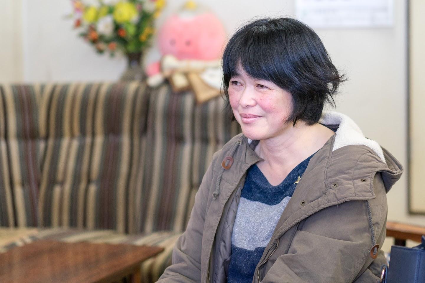 水谷恵さん