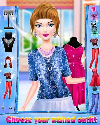 Girl Style Dress up Glamorous Free cheat screenshots 5