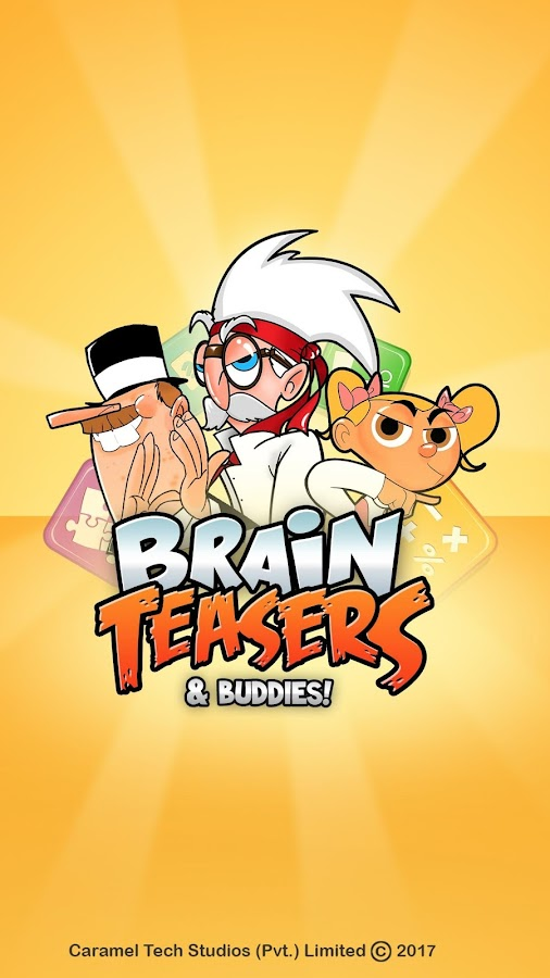 Brain Teasers & Buddies- screenshot