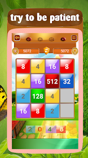 Game 2048 - New Challenge 2018 - náhled